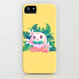Rowlet iPhone Case