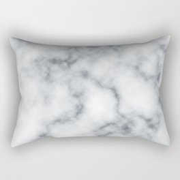 Marble Cloud Rectangular Pillow