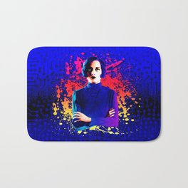 Joan Crawford, The digital Taxi Dancer Bath Mat