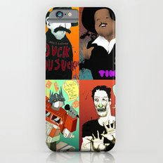 Pop mix of the some of the greats pop culture memories.  iPhone 6s Slim Case