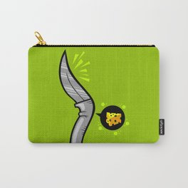 Cuttin' The Cheese Carry-All Pouch