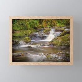 Glenariff Falls Framed Mini Art Print