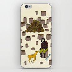 i'm sorry iPhone & iPod Skin
