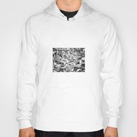 florence Hoodies featuring Florence by frankWAYNE
