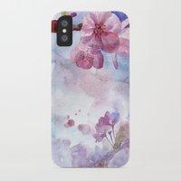 "sakura iPhone & iPod Cases featuring ""Sakura"" by Emma Reznikova"