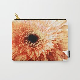Vintage Gerbera Carry-All Pouch