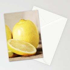 So Fresh and So Clean Stationery Cards