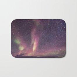 Aurora Borealis 3 Bath Mat