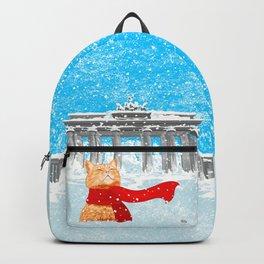 Berlin Snowcat Backpack