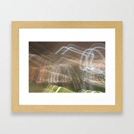 Bright Lights, Big City IV Framed Art Print