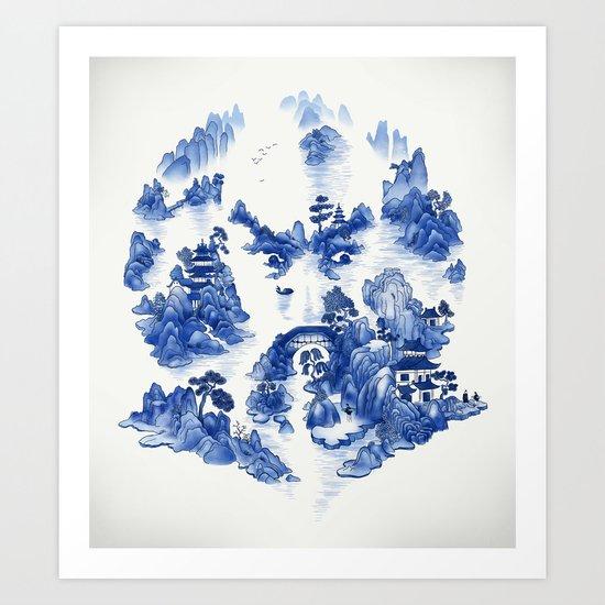 Merciless Ming Dynasty Art Print