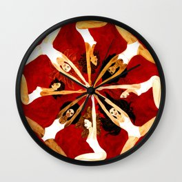 DRUNK GUY Wall Clock