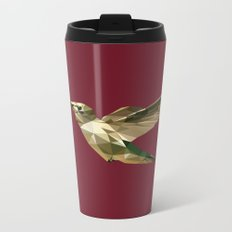 Geometric Colibri Metal Travel Mug