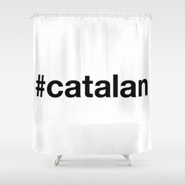CATALAN Shower Curtain