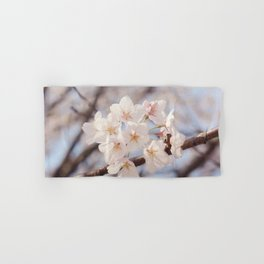 AFE Sakura Cherry Blossoms Hand & Bath Towel