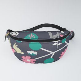 Romantic little animals Fanny Pack