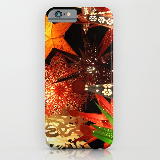 Paper Lanterns iPhone & iPod Case
