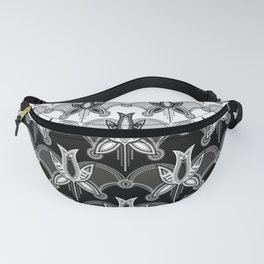 Dakota Floral 1 Fanny Pack