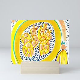 Fun In The Sun Mini Art Print