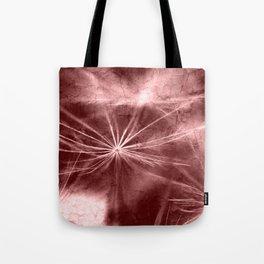 Dandelion Art Picture Tote Bag