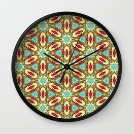 Illustrusion II Wall Clock
