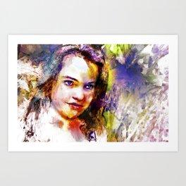 Brasilia AM Art Print