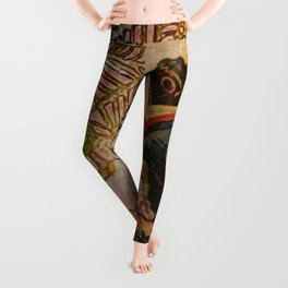 When Adventuring One Must Wear One's Finest Leggings