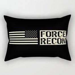 Force Recon Rectangular Pillow