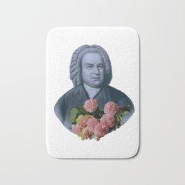Bach Flowers Bath Mat
