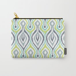 Sketchy IKAT Carry-All Pouch