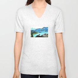 Lake Hollywood Unisex V-Neck