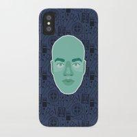 scrubs iPhone & iPod Cases featuring Turk - Scrubs by Kuki