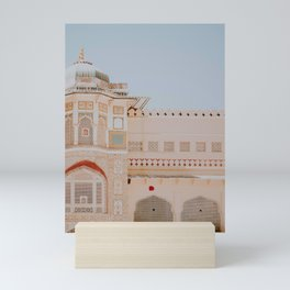 amber palace / jaipur, india Mini Art Print