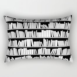 Read 'em and Weep Rectangular Pillow