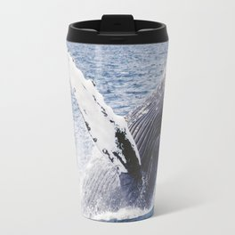 Humpback Whale Travel Mug
