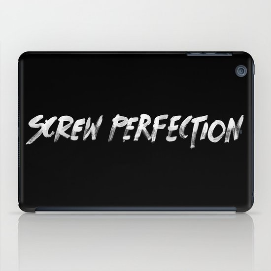 Perfection iPad Case