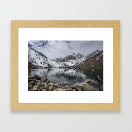 Convict Lake, California Framed Art Print