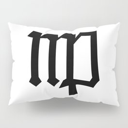 Virgo Pillow Sham