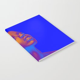Colored Summer Notebook