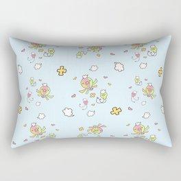 Sky Sherbet Rectangular Pillow