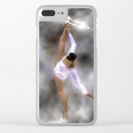 Hoop Clear iPhone Case