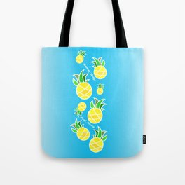 Pinapl launching! Tote Bag