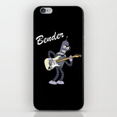 benderfender iPhone & iPod Skin