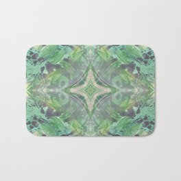 Abstract Texture Bath Mat