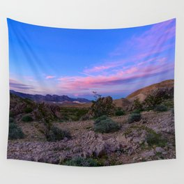 Sunset - Lake_Mead_National_Recreational_Area, Nevada Wall Tapestry