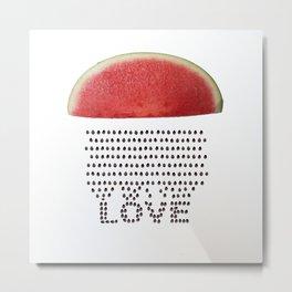 Seed of Love Metal Print