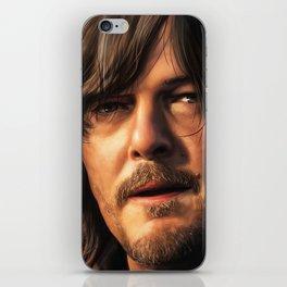 Norman Reedus. Daryl Dixon iPhone Skin