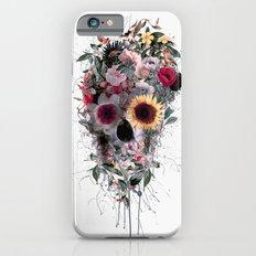 Skull Floral Slim Case iPhone 6