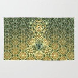 Lifeforms | Ancient geometry Rug