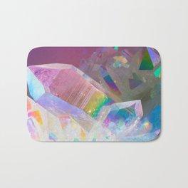 Opal Aura Quartz Crystal 1 Bath Mat